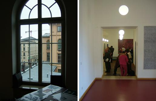 Ausstellung Kreativbüro München